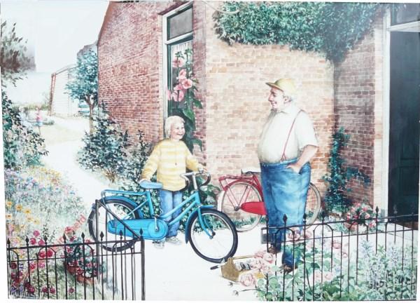 2 - [Met fiets naar school]